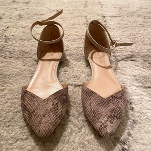 Julianne Hough for Sole Society Flats